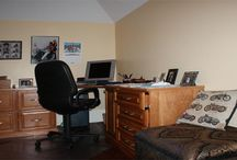 Offices / Home office spaces