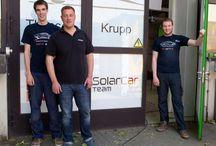 Wagener Hydraulikteile + das Solar-Car-Team der Hochschule Bochum