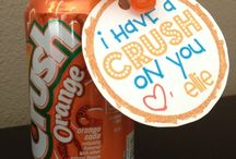 Crush on you / Soda can