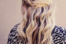 Beautiful Braids / Braids are feminine and so pretty!