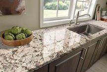 Granite Countertops / Types and styles of granite countertops
