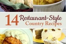 Southern Recipes