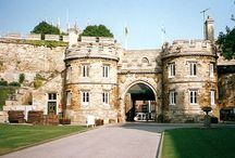 Castles, Palaces & Towers in England / by Jeannine Mantooth