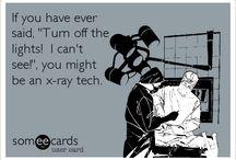 X-Ray and skeleton stuff