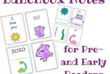 lunchbox stickerd