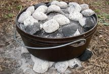 Food-Dutch Oven Cooking
