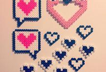 Crafty { Perler beads }