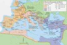 Historia, mapas etc.