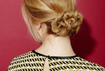 Updo's for CRCs wedding / by Janelle Coleman
