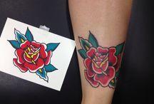 Tattoo Work's By Me / Aprendiz | Apprentice @ Analogic Love Tattoo Studio Agendamento: brisaissa@gmail.com  Rua Augusta 2633 Loja 20 São Paulo - Brazil Tel: 11-41197870