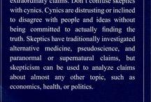 Scientific Skepticism