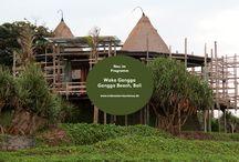 Waka Hotels Bali / Das in der Rückbesinnung auf klassische Stile von Bali gestaltete Waka Gangga liegt in einer erholsamen, idyllischen Lage direkt am Strand an der Südostküste von Bali und bietet seinen Besuchern Ruhe und Entspannung. ✔  Für Sie zuletzt besucht im Okt. 2014. ✔ http://bit.ly/waka-bali