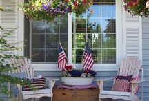 Dreamy porches / by Renee Stone