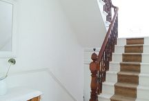 Interiors - Make an entrance / Halls , doorways and facades. Making an entrance.