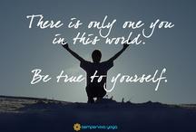 Semperviva | Wisdom / Words of Wisdom.