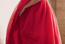 Vintage Style Evening Dress