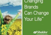 Shaklee Living / by Dana Shipps