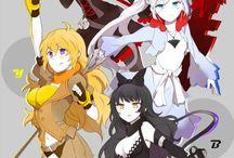 Anime - RWBY