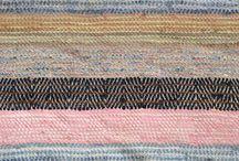 väv, textil med mera