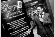 Gary James  Wedding, functions & Events Singer