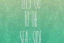 Take me to the seaside!