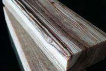 Marbling and woodgraining