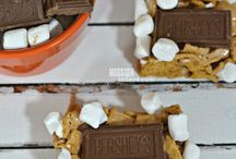 Smores Recipes / by Leila M Brenner, Life as Leels