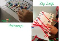 SPED Activities / A variety of activities for the SPED classroom