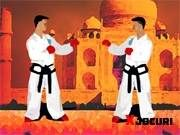 Jocuri cu karate