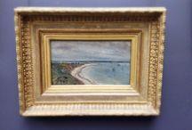 Obras Maestras / Obras de artistas famosos las cuales han perdurado en el tiempo por su gran valor para la historia.