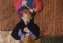 Darrel Morris embroidery