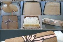 Roll gulung motif