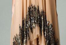 dresses, haute couture