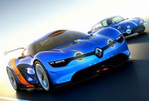 Renault / by The supercars