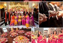 Julia Morgan Ballroom Indian - Filipino Wedding