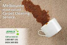Enjoy Carpet Cleaning Service in Melbourne !!!