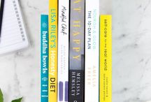 BOOK CLUB / Some of the brilliant books by the wonderful Authors who have appeared on my 'Live Life Better' Podcast with Virgin & Penguin Living