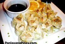 Pinoy Food Favorites