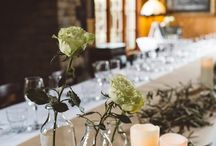 Wedding - Styling idea's for Maria / by Jax