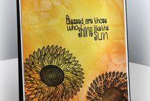 Joy Clair - Sunflowers