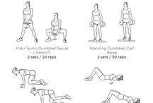 Fitness - legs (thurs)