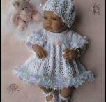 Reborn babypoppen kleding maken.