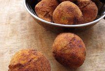 recepty z Indie - cizrna