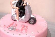 Sevgiliye Özel Pastalar - Couple & St Valentine Cake / Sevgilisine özel pasta siparişi vermek isteyenler ve sevgililer gününde tasarım pasta arayanlar için.