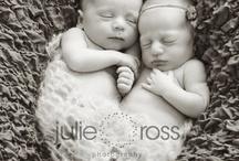 Photo: Newborn Twins