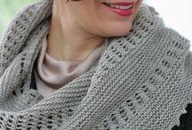 Knitted Shawl Patterns / Knitted Shawl Patterns. Lace knitted Shawls. Single skein shawls.