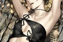 Anime art forms / Cutting edge animated art