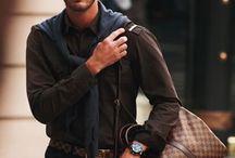BOLSAS PARA HOMENS / Que tal uma bela bolsa no dia a dia?