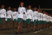 Guyanese Military Women