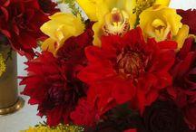 Event Floral / Floral arrangements by Goose Hollow Flowers, Portland, Oregon